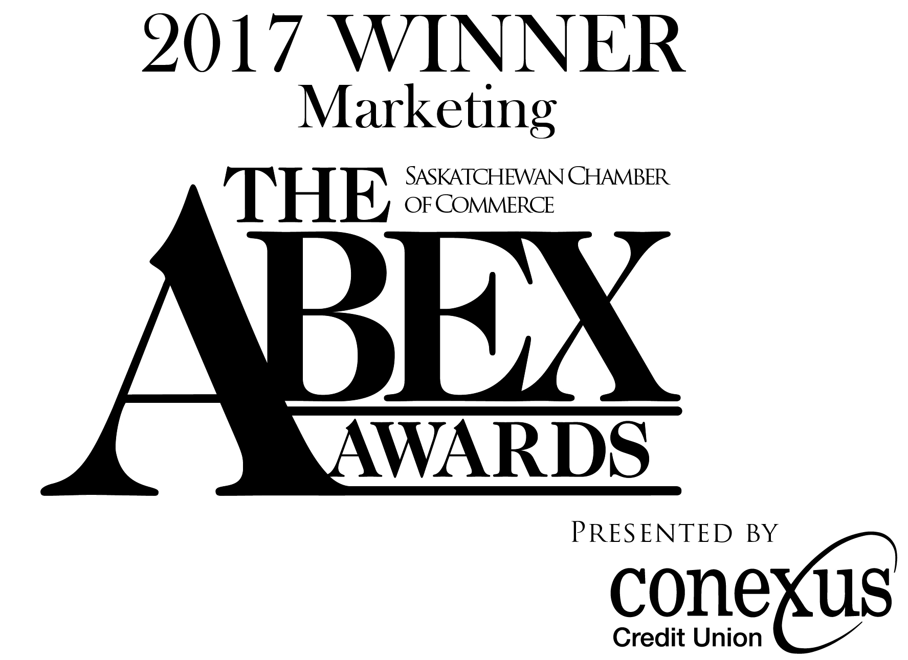 Abex Winner Marketing Logo